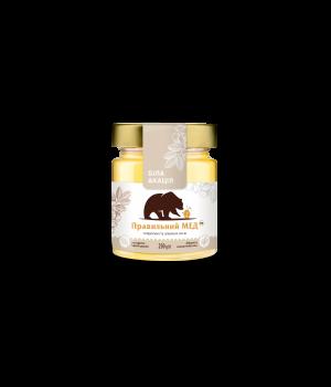 Акацієвий мед ТМ Правильний мед с/б 250 г