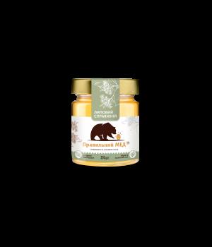 Липовый мед ТМ Правильный мед с/б 250г
