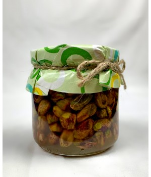 Фисташки в меду. Питательный ореховый десерт