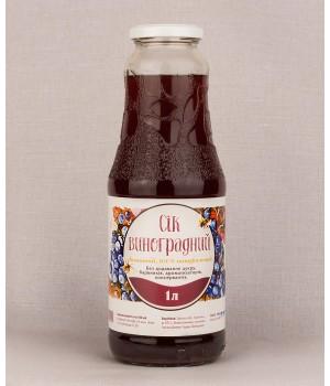 Виноградный сок домашний (концентрированный) фото