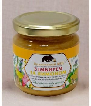 Мед с имбирем фото
