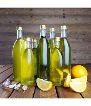 Ароматное оливковое масло с добавками