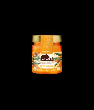 Мед з обліпихою ТМ Правильний мед с/б 250г