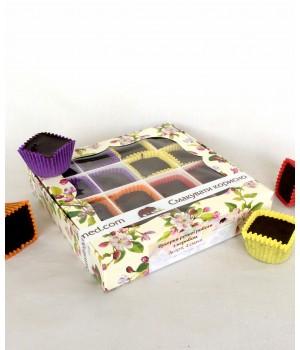 Натуральные конфеты ручной работы с кэробом и медом