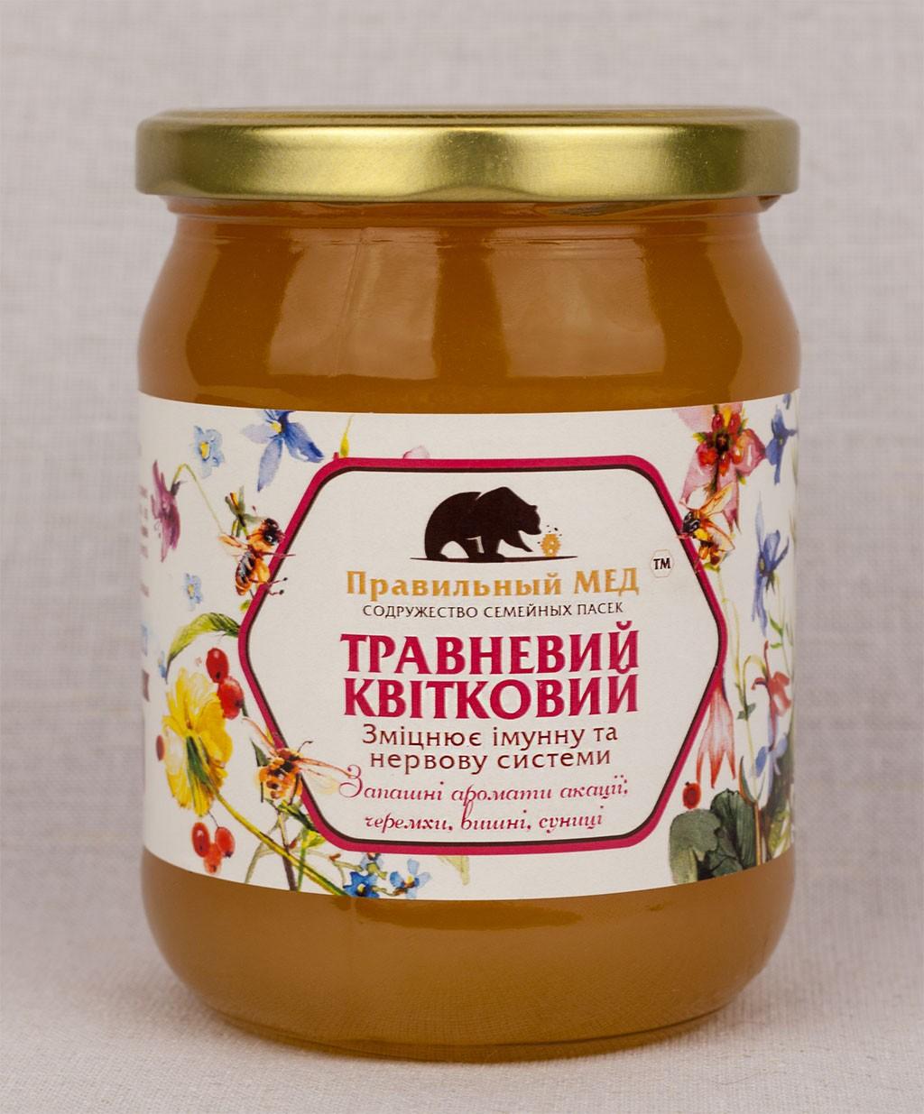 Мёд майский