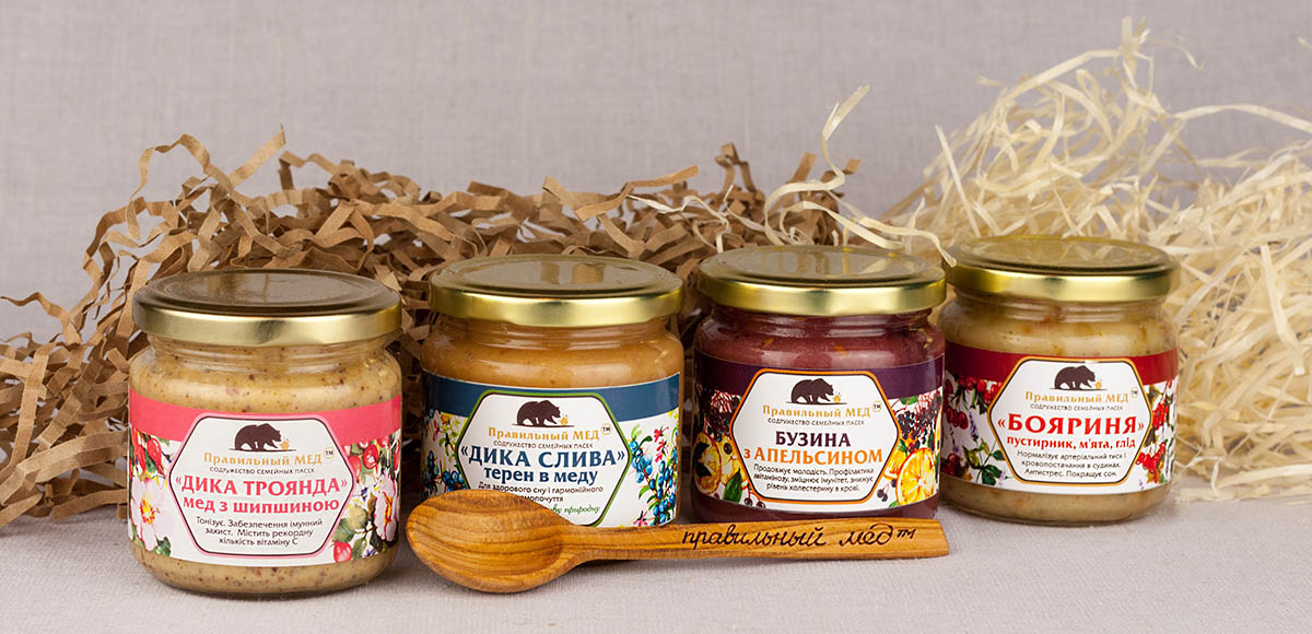 Удивительное лакомство ягоды с медом